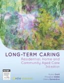 cover image - Evolve Resources for Long-Term Caring,3rd Edition