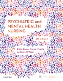 cover image - Evolve Resources for Psychiatric and Mental Health Nursing,4th Edition