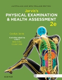 cover image - Evolve Resources for Jarvis's Physical Examination and Health Assessment,2nd Edition