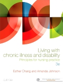 cover image - Evolve Resources for Living with Chronic Illness and Disability,3rd Edition