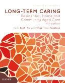 cover image - Evolve resources for Long-Term Caring: Residential, Home and Community Aged Care,4th Edition