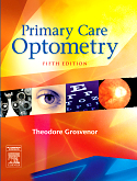 cover image - Primary Care Optometry,5th Edition
