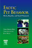 cover image - Exotic Pet Behavior