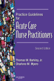 Practice Guidelines for Acute Care Nurse Practitioners, 2nd Edition