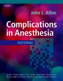 Complications in Anesthesia, 2nd Edition