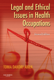 Legal and Ethical Issues in Health Occupations, 2nd Edition