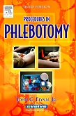 cover image - Evolve Resources for Procedures in Phlebotomy,3rd Edition