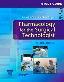 cover image - Study Guide for Pharmacology for the Surgical Technologist,2nd Edition