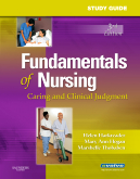 Study Guide for Fundamentals of Nursing, 3rd Edition