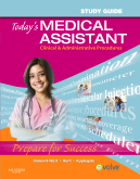 cover image - Study Guide for Today's Medical Assistant