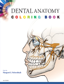 cover image - Dental Anatomy Coloring Book