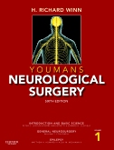 <b>Youmans Neurological Surgery, 6th Edition</b>