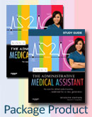 cover image - Kinn's The Administrative Medical Assistant - Text and Study Guide Package,7th Edition