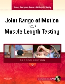 cover image - Joint Range of Motion and Muscle Length Testing,2nd Edition