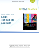 Medical Assisting Online for Kinn's The Medical Assistant (User Guide and Access Code), 11th Edition