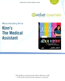 cover image - Medical Assisting Online for Kinn's The Medical Assistant,11th Edition