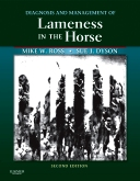 cover image - Diagnosis and Management of Lameness in the Horse,2nd Edition