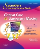 cover image - Saunders Nursing Survival Guide: Critical Care & Emergency Nursing,2nd Edition