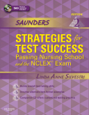 cover image - Saunders Strategies for Test Success,2nd Edition