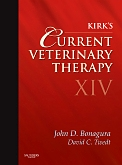 cover image - Evolve Resources for Kirk's Current Veterinary Therapy XIV,14th Edition