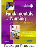 Fundamentals of Nursing - Text and Mosby's Nursing Skills DVD - Student Version 3.0 Package, 3rd Edition