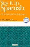 Say It in Spanish - Elsevier eBook on VitalSource, 3rd Edition