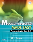 cover image - Medical Insurance Made Easy - Elsevier eBook on VitalSource,2nd Edition