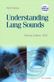 cover image - Understanding Lung Sounds with Audio CD,3rd Edition