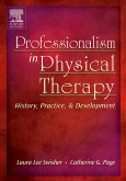 cover image - Professionalism in Physical Therapy - Elsevier eBook on VitalSource