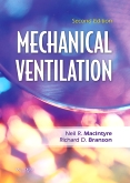cover image - Mechanical Ventilation - Elsevier eBook on VitalSource,2nd Edition