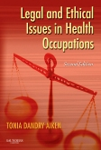 cover image - Legal and Ethical Issues in Health Occupations - Elsevier eBook on VitalSource,2nd Edition