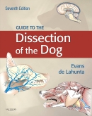 cover image - Guide to the Dissection of the Dog - Elsevier eBook on VitalSource,7th Edition