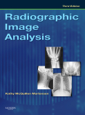 cover image - Radiographic Image Analysis,3rd Edition