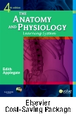 The Anatomy and Physiology Learning System - Text and Study Guide Package, 4th Edition