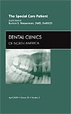 The Special Care Patient, An Issue of Dental Clinics