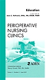 Education, An Issue of Perioperative Nursing Clinics