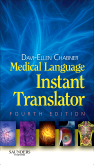 Medical Language Instant Translator, 4th Edition