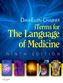 cover image - iTerms Audio for The Language of Medicine - Retail Pack,9th Edition