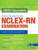 cover image - HESI/Saunders Online Review for the NCLEX-RN Examination (2 Year) (Access Card)
