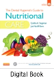 The Dental Hygienist's Guide to Nutritional Care - Elsevier eBook on VitalSource, 3rd Edition