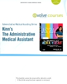 Administrative Medical Assisting Online for Kinn's The Administrative Medical Assistant - (e-commerce), 7th Edition