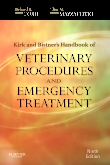 Kirk & Bistner's Handbook of Veterinary Procedures and Emergency Treatment, 9th Edition