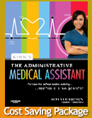 Administrative Medical Assisting Online for Kinn's The Administrative Medical Assistant (User Guide, Access Code, Textbook and Study Guide Package), 7th Edition