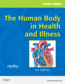 cover image - Study Guide for The Human Body in Health and Illness,4th Edition