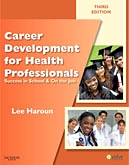cover image - Evolve Resources for Career Development for Health Professionals,3rd Edition