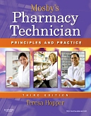cover image - Evolve Resources for Mosby's Pharmacy Technician,3rd Edition