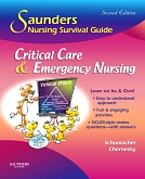 cover image - Evolve Resources for Saunders Nursing Survival Guide: Critical Care & Emergency Nursing,2nd Edition