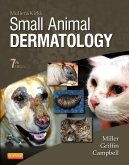 cover image - Muller and Kirk's Small Animal Dermatology - Elsevier eBook on VitalSource,7th Edition
