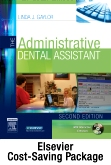 The Administrative Dental Assistant - Text and Workbook Package, 3rd Edition