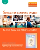 cover image - Simulation Learning System for Nursing Care of Children,3rd Edition